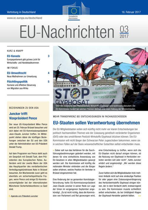 EU-Nachrichten #3