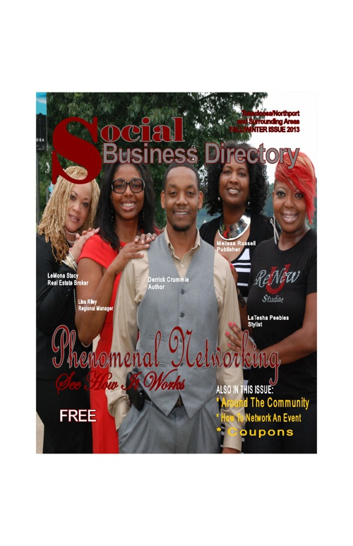 Social Business Directory 2013 F/W