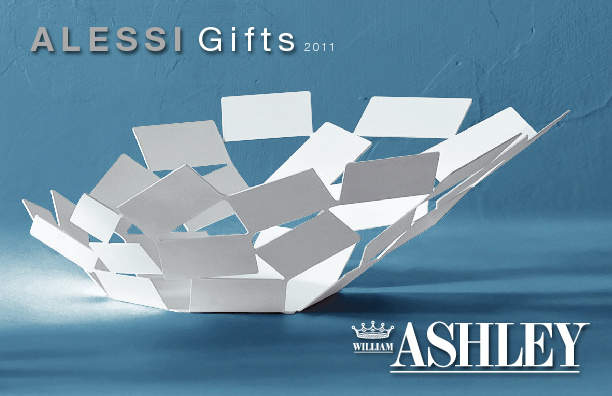 Alessi 2011 Gift Catalogue