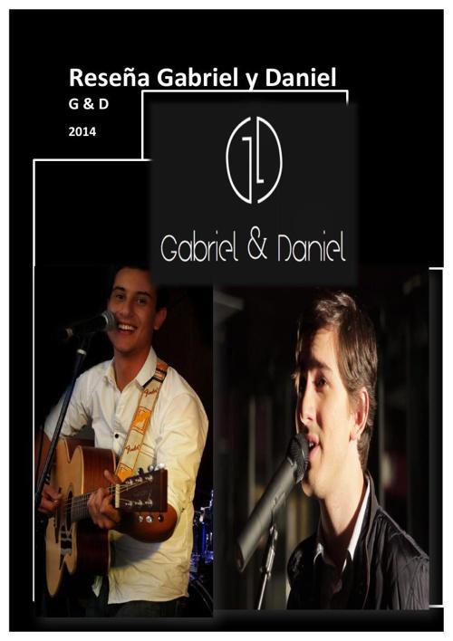 Reseña Gabriel y Daniel