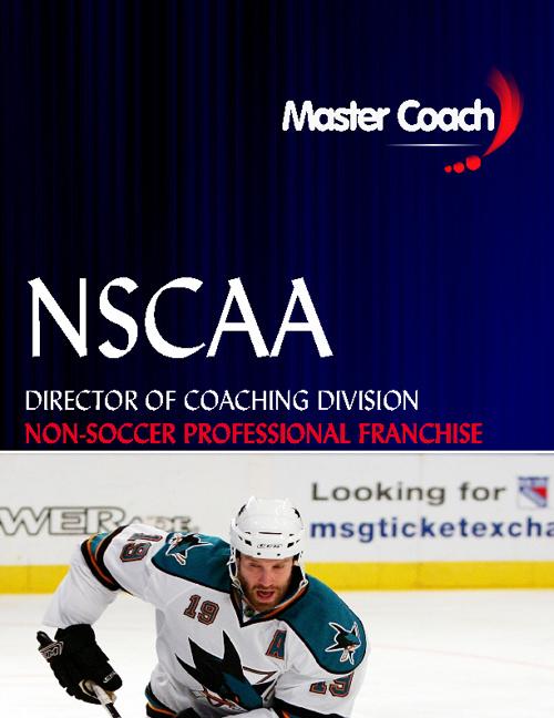 Master Coach - SJ Sharks