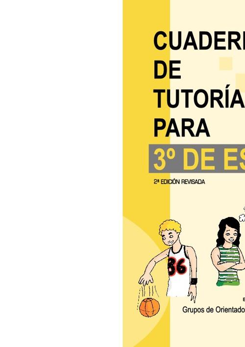 Cuaderno Tutoría 3º ESO