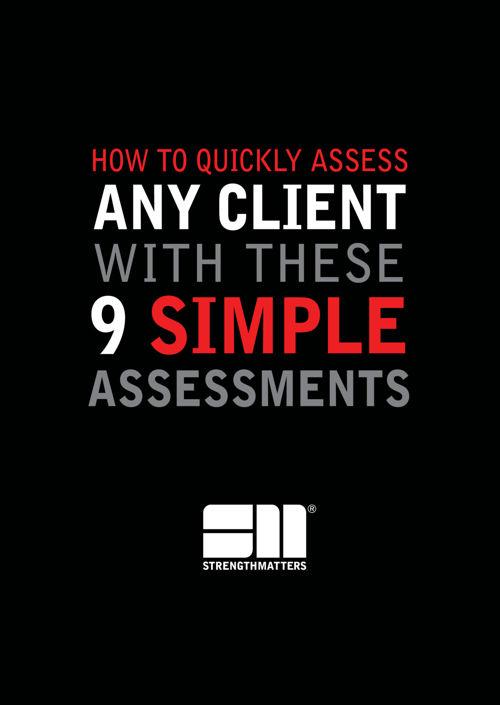 SMK Assessment Sheet