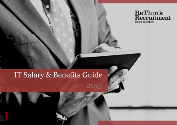 IT Salary and Benefits Survey 2015