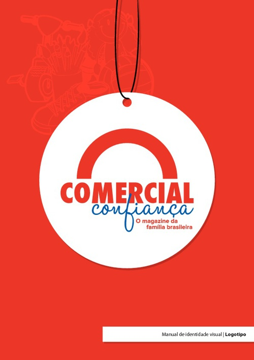 Manual de Identidade - Comercial Confiança