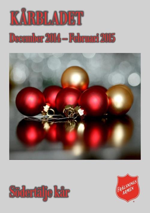 Program_december 2014 - februari 2015