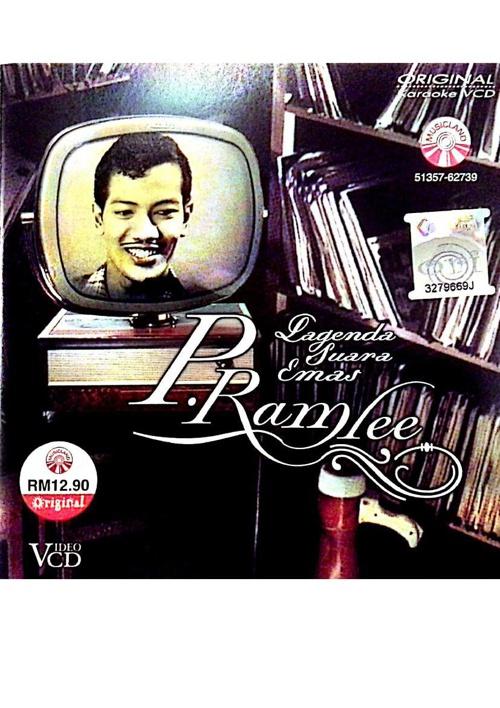 Lagenda Suara Emas P. Ramlee