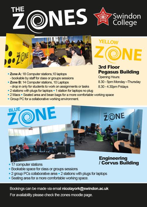 2 Zones Poster