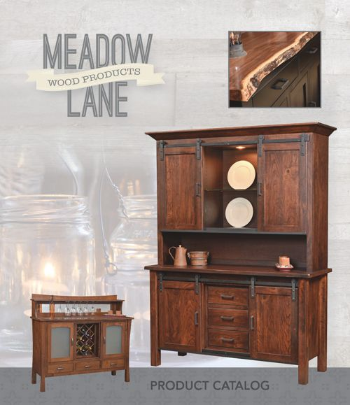 Meadow Lane Wood Products - Dining