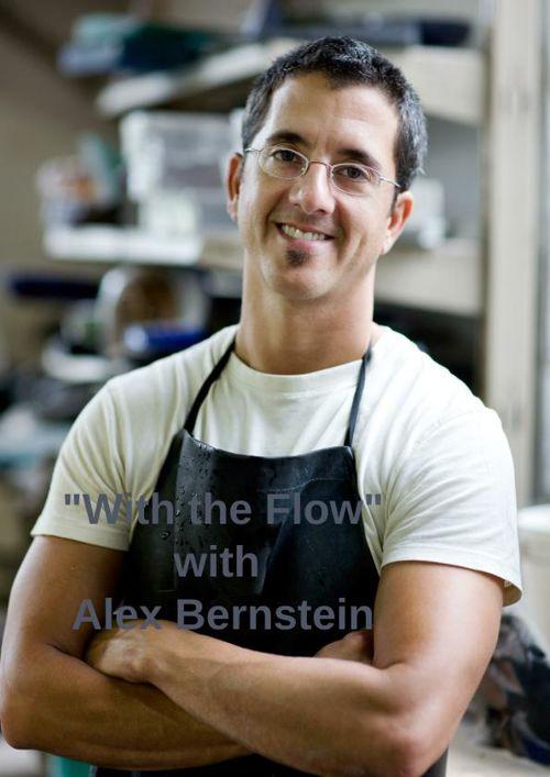 Alex Bernstein: With the Flow