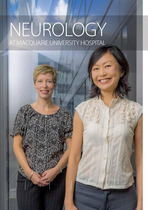 Neurology - At Macquarie University Hospital