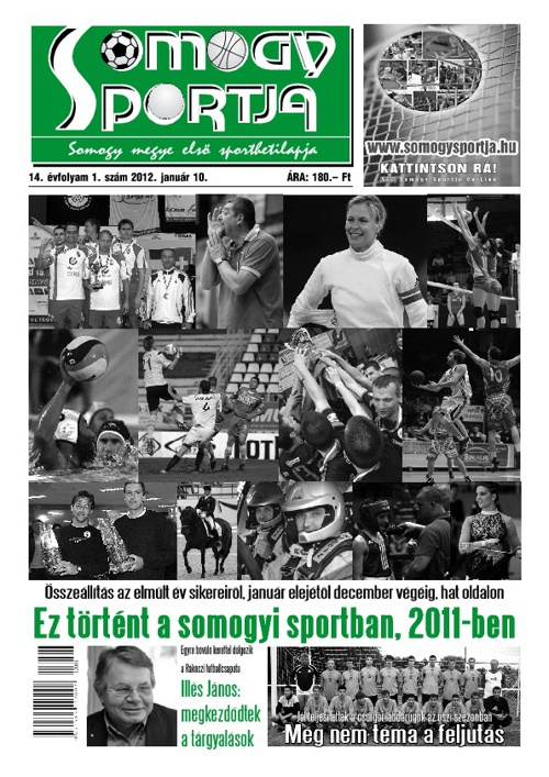 Somogy Sportja 2012/01