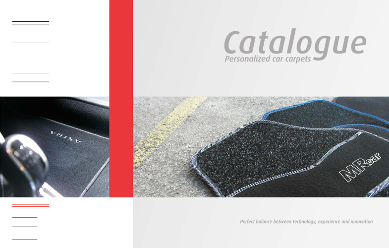 Personalised Car Carpets Catalogue