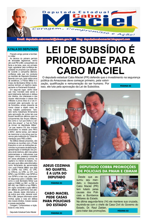 Jornal Cabo Maciel - Leia Agora