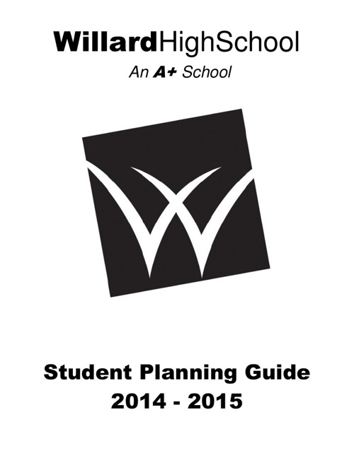 WHS Student Planner 2014-2015
