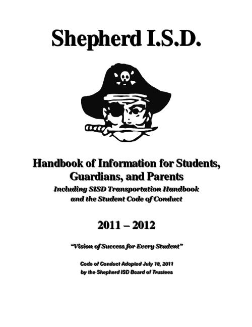 SISD Student Handbook