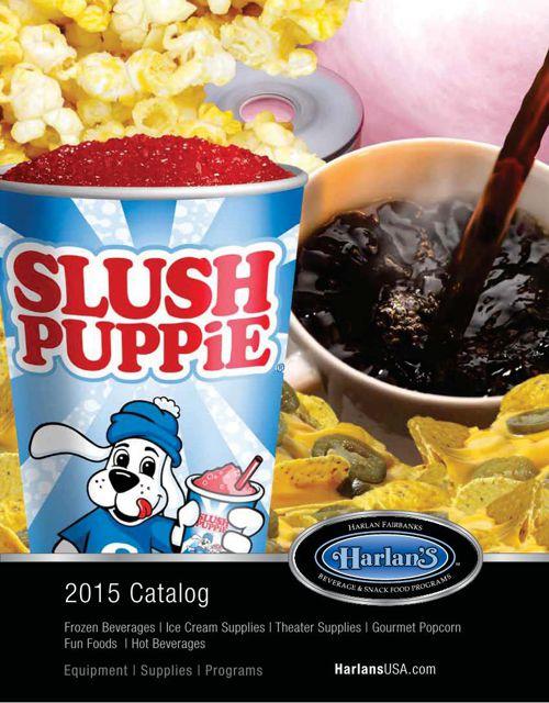 Harlan's 2015 US Catalog