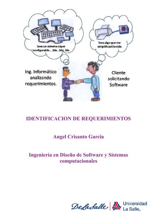 Identificacion de requisitos