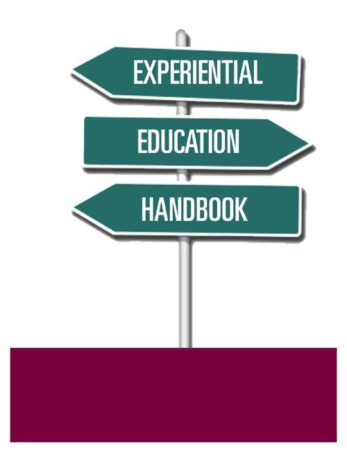 Experiential Education Handbook