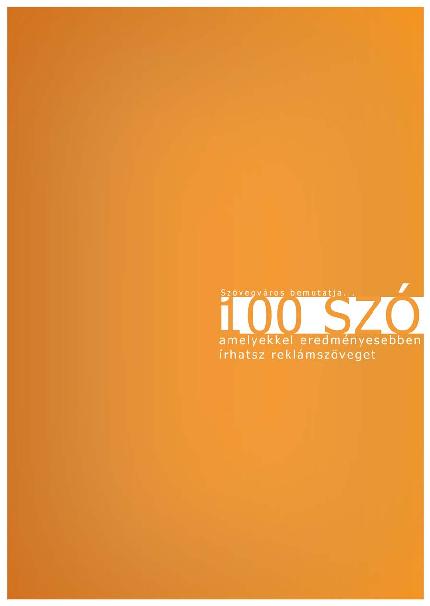 100 szó