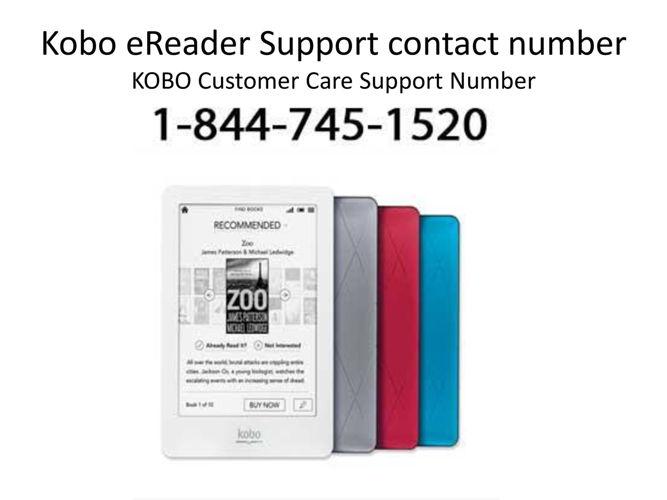 Kobo eReader Customer Help Desk Kobo eReader Support Number