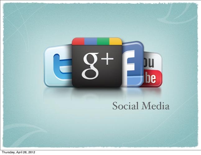 Social Media - Digging Deeper In Twitter