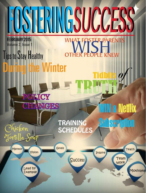 Fostering Success_February_V2_Issue 1_2015