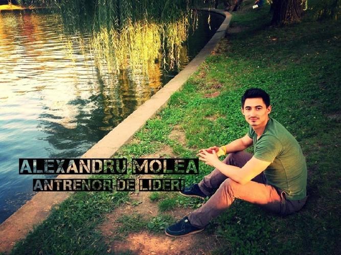 Alexandru Molea - Antrenor de lideri