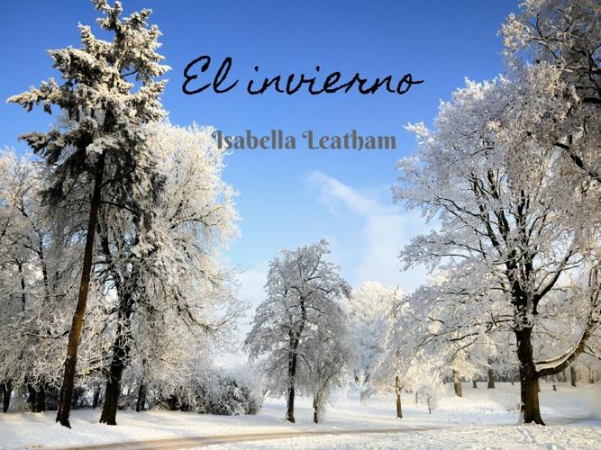 El invierno - Isabella Leatham