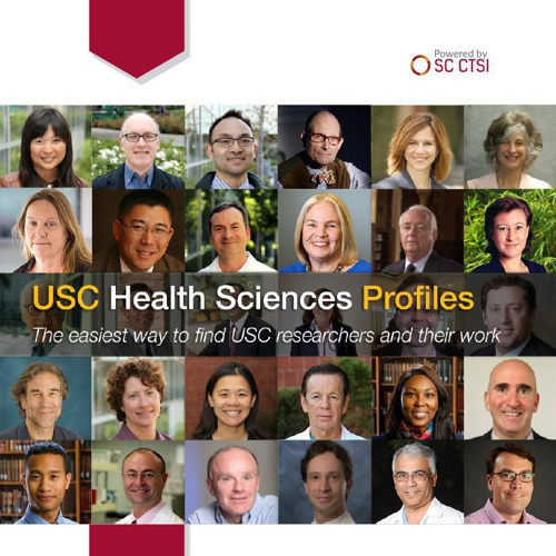 USC Health Sciences Profiles