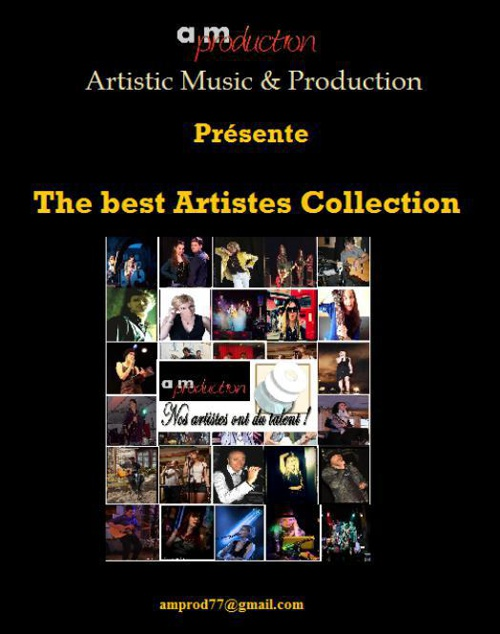 AMPROD /  The best Artistes Collection 2014 -2015