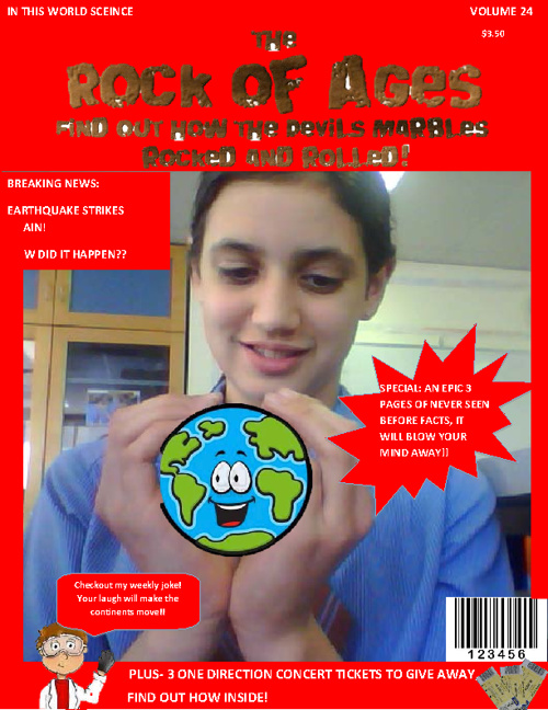 Neve's Science Magazine