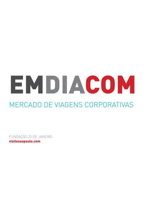 EMDIACOM - Mercado de Viagens Corporativas