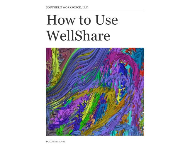 Use Wellshare