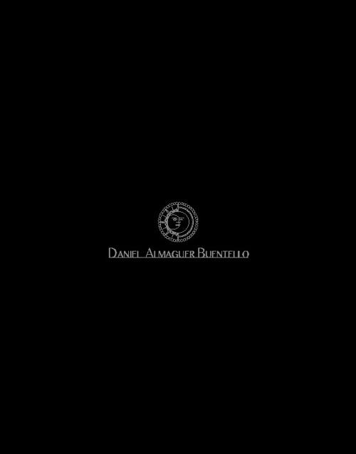 PressBook 2012 - Daniel Almaguer