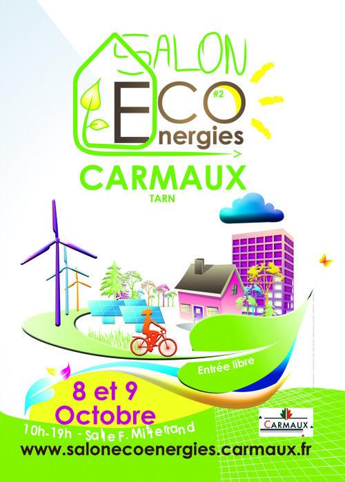 Carmaux : le salon éco-énergie 2016