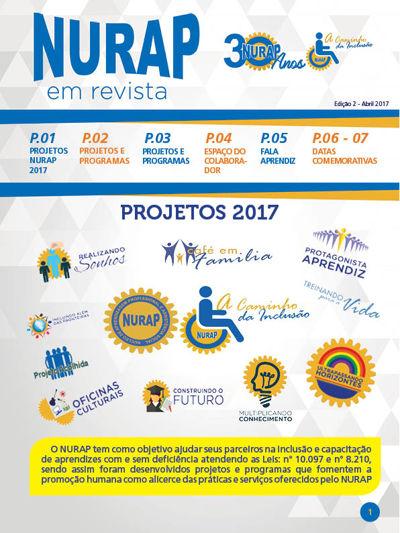 NURAP em Revista_Edição 2 de Abril 2017