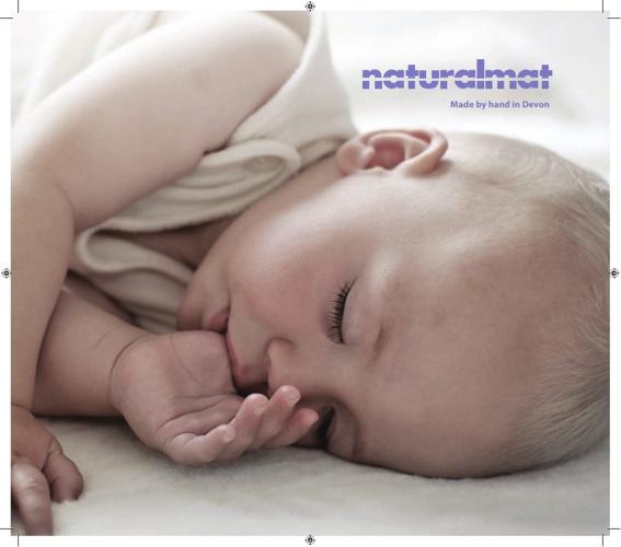 Naturalmat Baby Brochure
