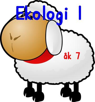 Ekologi 1 åk 7