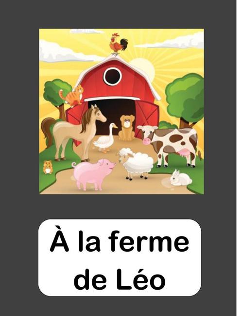 À la ferme de Léo