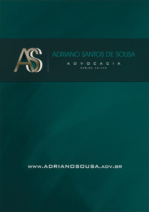 Folder Digital - Adriano Sousa   Advocacia