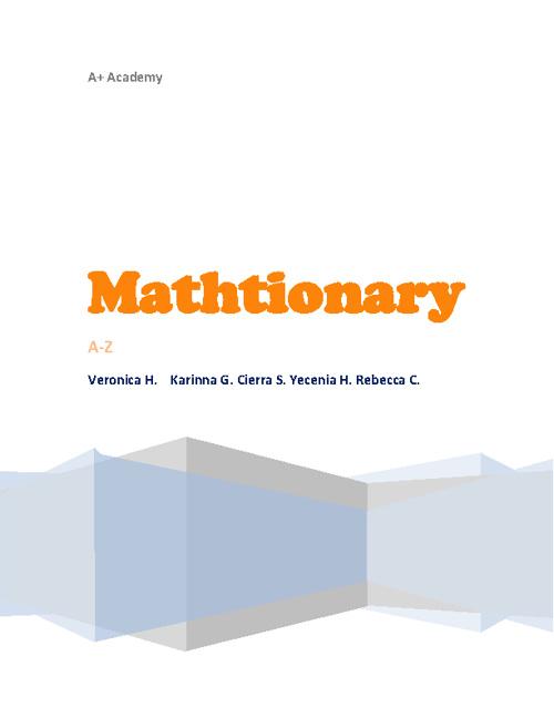mathalicous