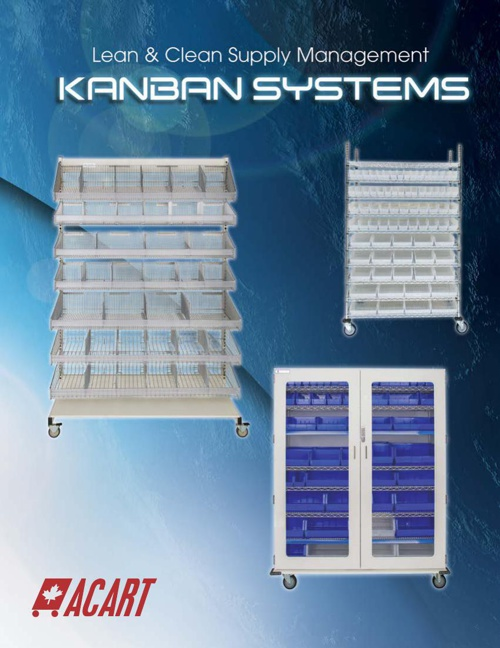 Acart Lean & Clean Supply Management Kanban SPS