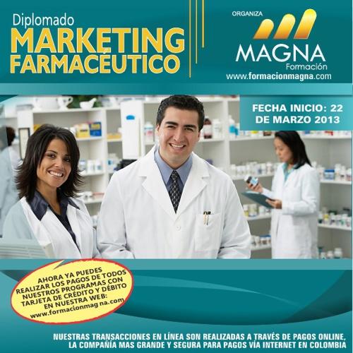 Diplomado Marketing Farmacéutico