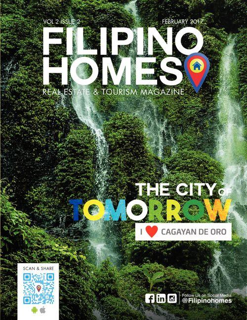Filipino Homes Magazine - VOL 2 ISSUE 2