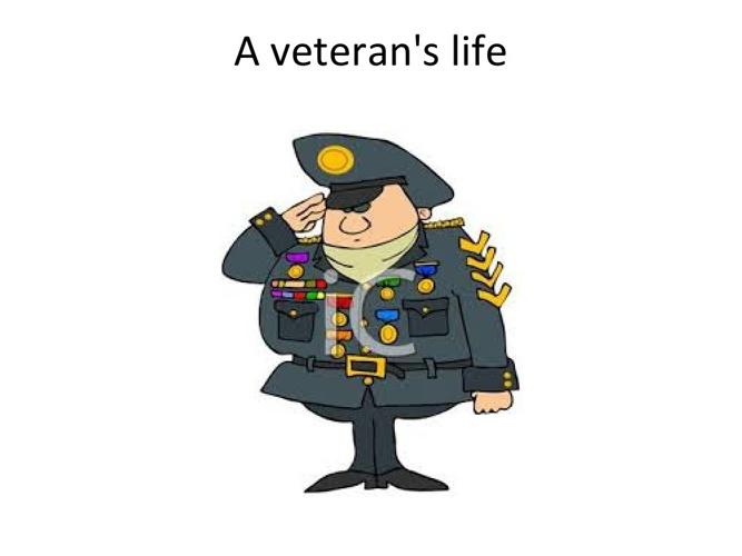 A veteran's life