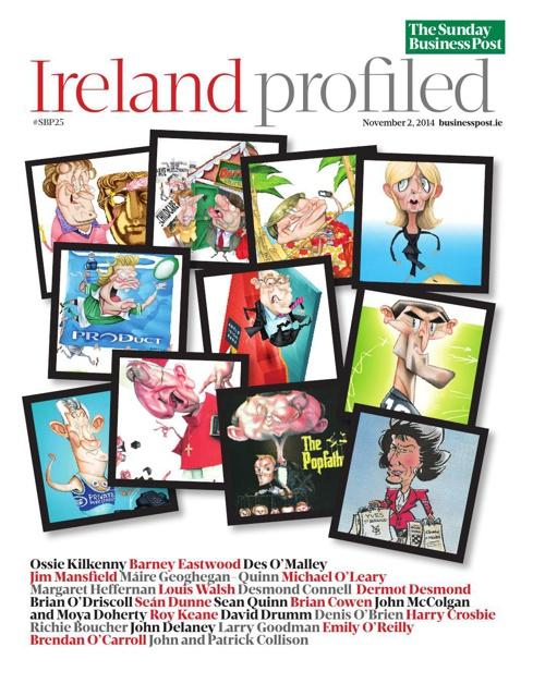 SBP Ireland Profiled