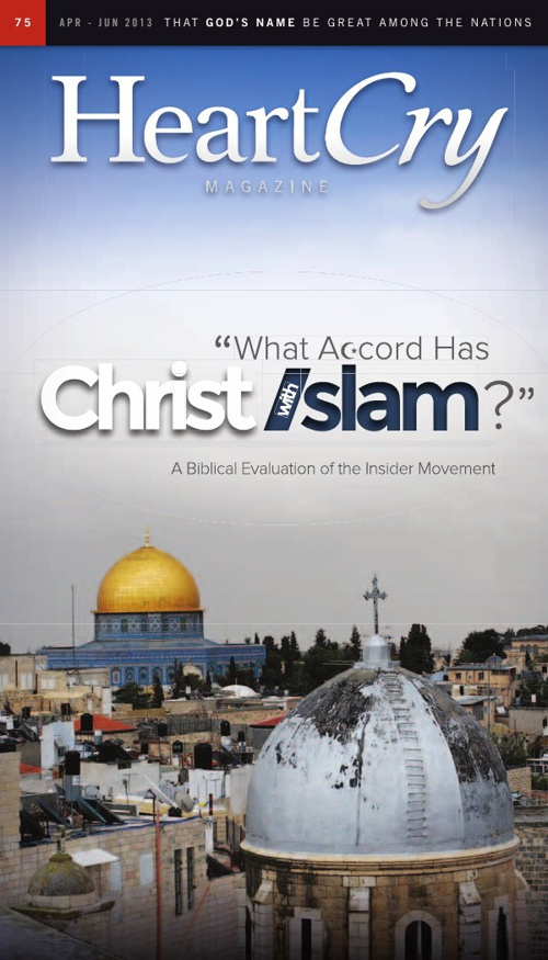 Issue 75 | What Accord Has Christ With Islam?