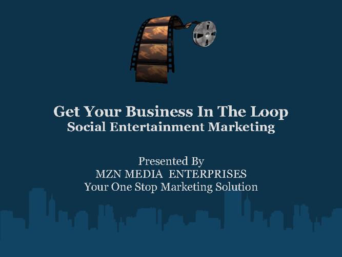 MZN Media Enterprises Introduction