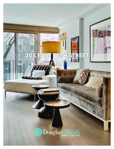 205 East 76th street Showbook